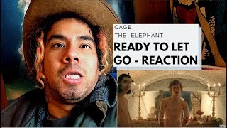Cage The Elephant Ready To Let Go REACTION - MusicVista