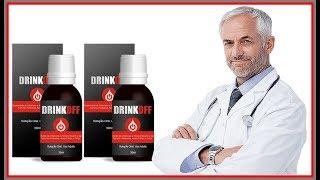 DrinkOff Anti Álcool - Tratamento Eficaz contra o Alcoolismo? Vale a Pena? Comprar ✅