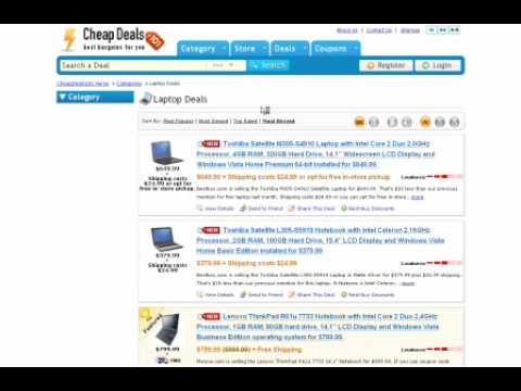 cheapdeals101 best bargain finder - Best online Deals