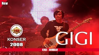 "GIGI - ""JOMBLO"" (LIVE KONSER PADANG 2008)"