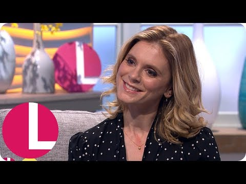 Emilia Fox is a Big Supporter of Getting Therapy  Lorraine