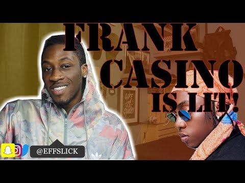 FRANK CASINO - SAWCE REACTION