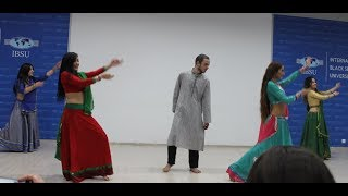 Say shava shava / Dance group Lakshmi / Indian evening / International Black Sea University