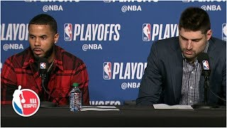 D.J. Augustin says Magic didn't want to just make the playoffs | NBA Sound