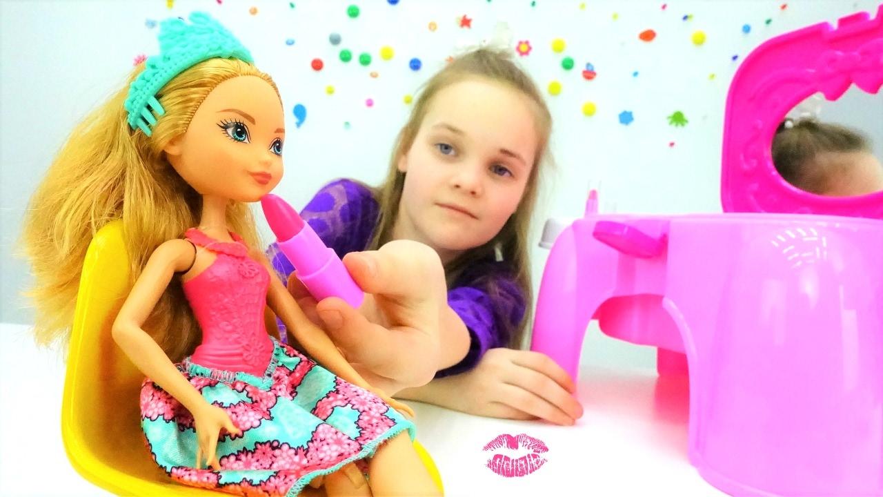 Новые куклы Эвер Афтер Хай / Ever After High обзор эксклюзив Mira .