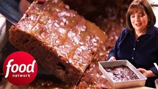 Ina Garten's Ultimate Salted Caramel Brownies Will Make Your Mouth Water!  | Barefoot Contessa