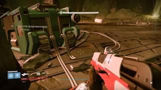 Destiny taken king shield brother strike glitch