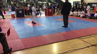 Arwen at Punok Miami Open Karate Winter Garden Florida Windermere Clermont Stoneybrook Karate