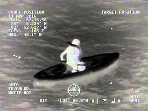 Coast Guard rescues 17-year-old girl after 4-hour search in Gulf of Mexico