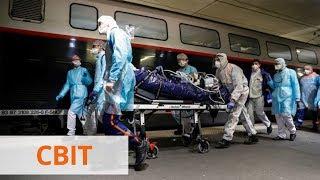 Коронавирус в мире в Европе снова увеличилось количество больных Covid 19