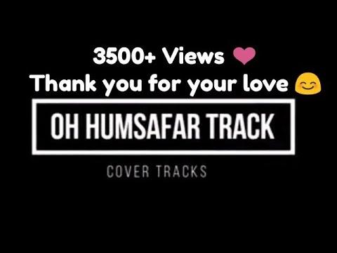 Oh Humsafar Neha Kakkar Karaoke Track Lyrical | Himanshu Kohli | Tony Kakkar  - Cover Tracks
