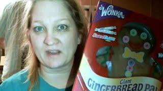 Tis The Season For Mangorita And Creepy Animated Gingerbread Men