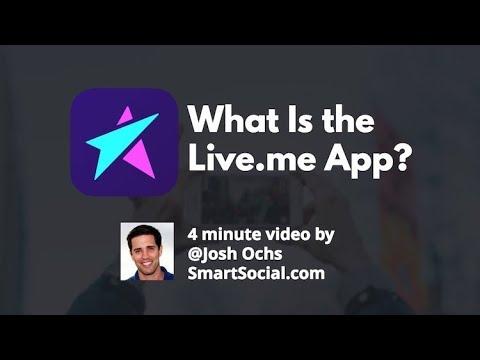 App Live.me la guida di un genitore   Questioni di Internet