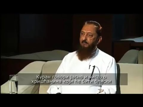 Interview of  Sheikh Imran Hosein on Republika Srpska television