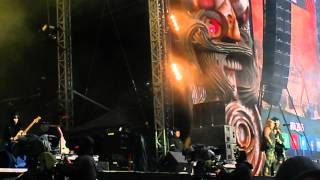 Mötley Crüe - Dr. Feelgood | Donington Park - Nottingham, ENGLAND | Download Festival | 14jun15