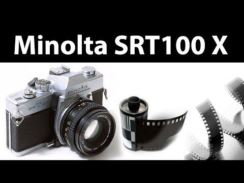Minolta SRT 100X Analog (Filmli) Fotoğraf Makinesi İnceleme