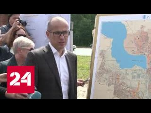 Дороги от Казани до Новосибирска лично проверяет глава Росавтодора
