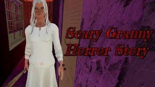 Scary Granny Horror Story Full Gameplay