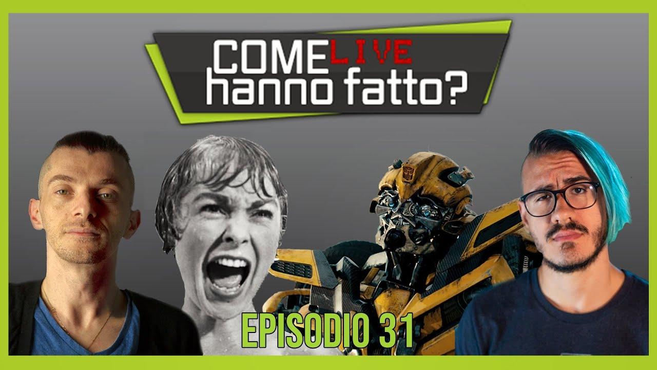 """PSYCHO, TRANSFORMERS e Narnia - """"Come LIVE Hanno Fatto?""""⎟ Slim Dogs LIVE"""