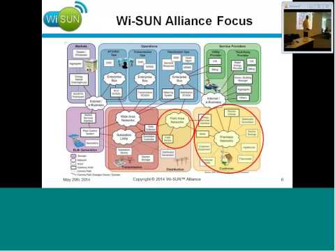 An Update on OpenADR, IP500 and Wi SUN Alliance Activities - Smart Grid Educational Webinar Series