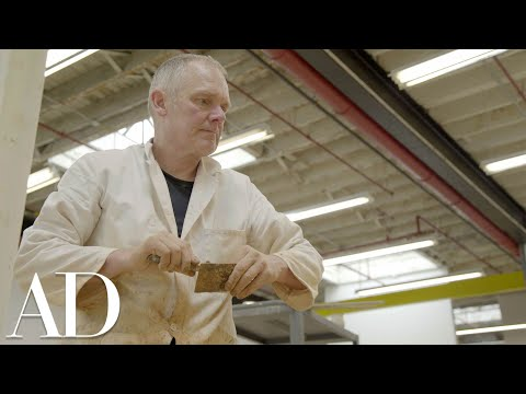How Peter Lane Creates His Larger-Than-Life Ceramic Works   Architectural Digest