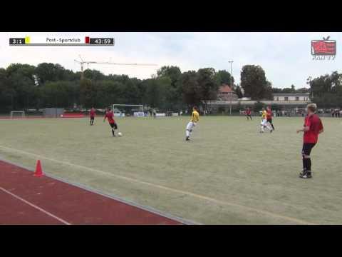 Partie: Post SV Dresden - Dresdner SC