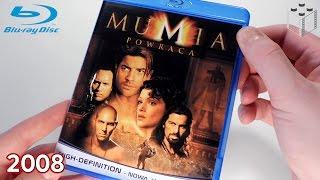 Video The Mummy Returns Bluray - Quick Look download MP3, 3GP, MP4, WEBM, AVI, FLV November 2018