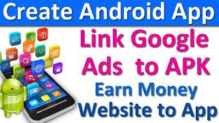 How To Link Andorid App On Adsence And Admob