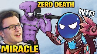 Miracle One Game with Zero Death and Another Bonus Arc Warden Game