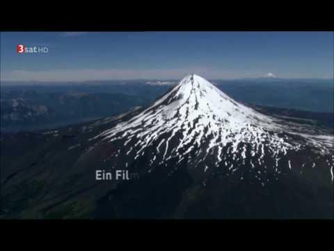 HD! Chiles wilder Süden (2/2) Die Vulkane der Mapuche [Doku]
