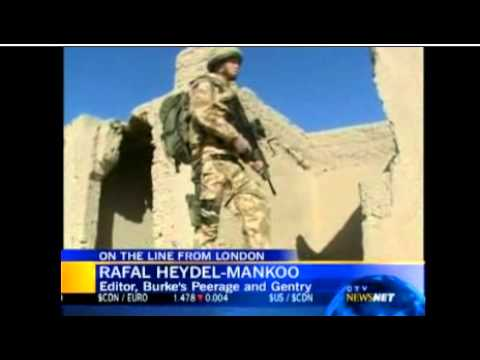Prince Harry fully involved in Afghanistan - a Canadian viewpoint.