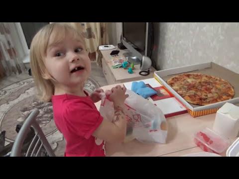 Мини видео сняли только что ♡ Показываем подарочки для Алисы от бабушки и прабабушки