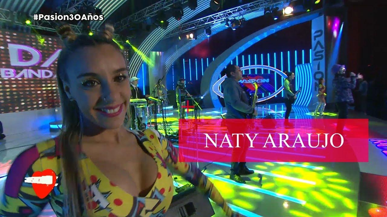 Nati, la rubia diosa de Pasion!