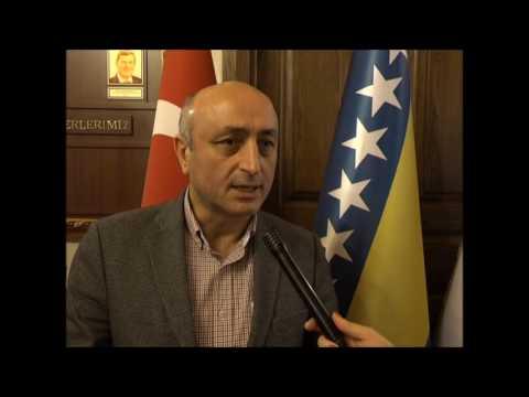 Bosna Hersek Eğitimciler Heyeti İstanbul...
