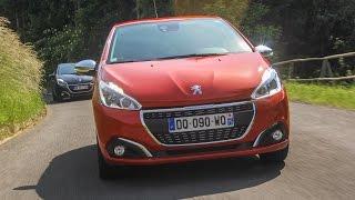 Essai : Nouvelle Peugeot 208 & 208 GTLine | Planete-gt.com