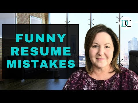 Bad Resume Examples PLUS FUNNY RESUME MISTAKES