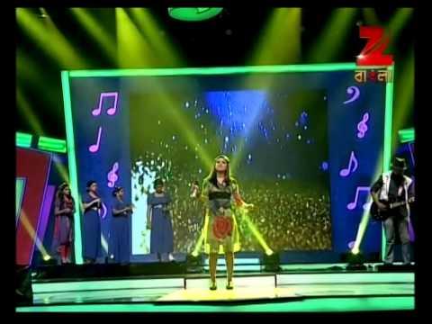 Sa Re Ga Ma Pa Gane Gane Tomar Mone - July 4, 2014 - Puja