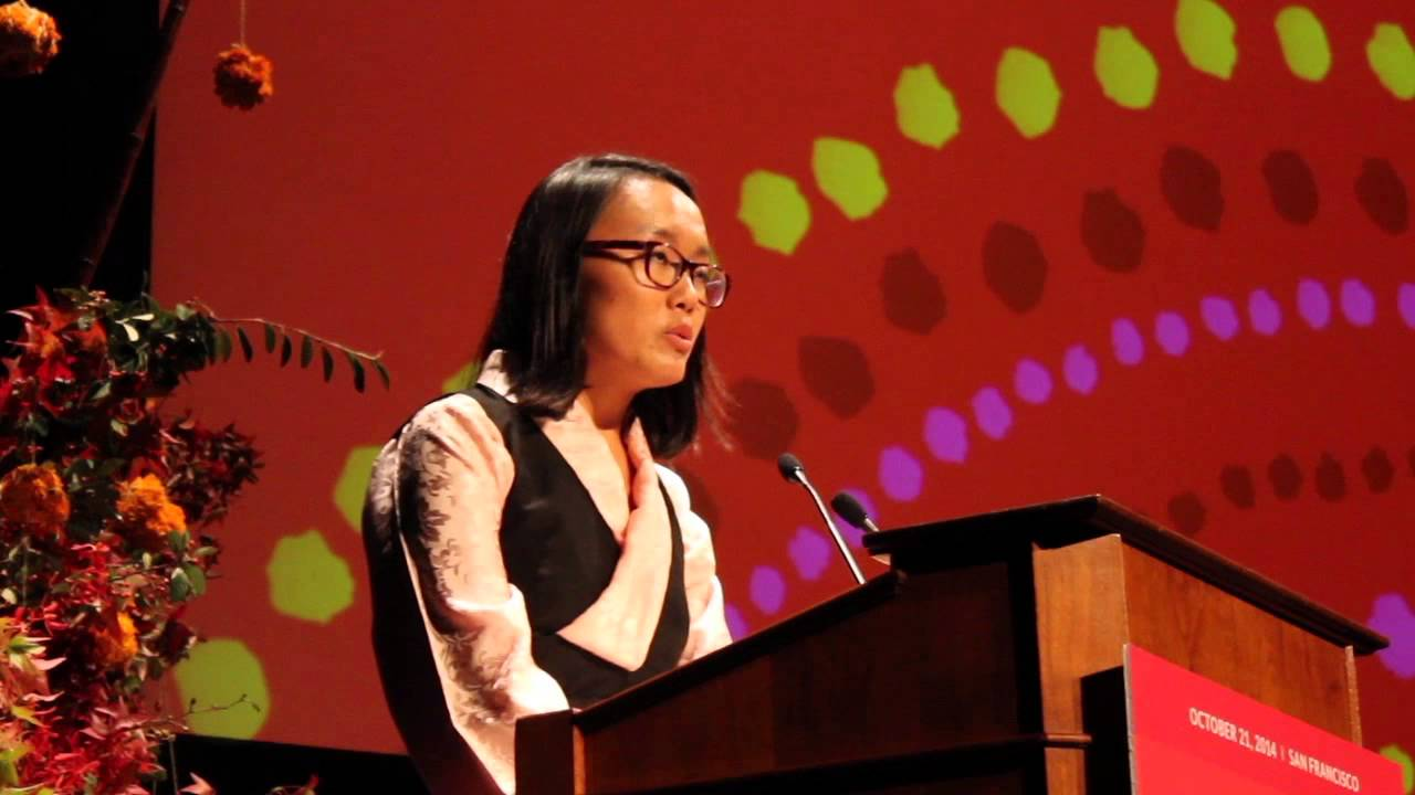 Tsechu Dolma Acceptance Speech, 2014 Brower Youth Awards ...
