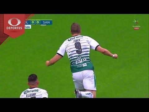 Gol de Furch   Toluca 0 - 1 Santos   Final - Clausura 2018   Televisa Deportes