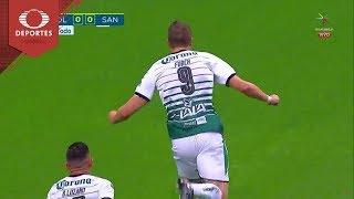 Gol de Furch | Toluca 0 - 1 Santos | Final - Clausura 2018 | Televisa Deportes