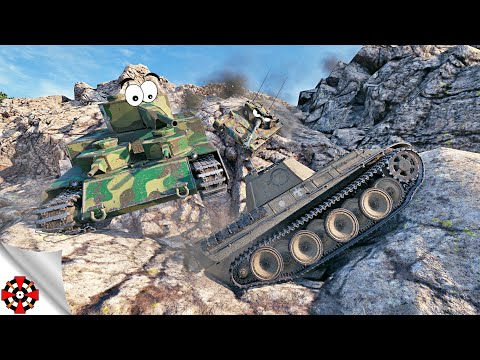 World Of Tanks - Funny Moments | Time To DERP! (WoT Derp Rng, November 2019)