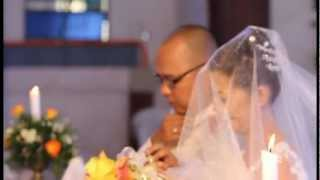 weng and mac (onsite wedding video, march 31, 2012) by Ariel Javelosa