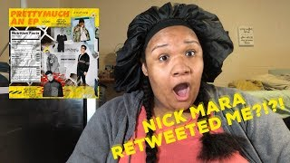 KPOP FAN REACTS TO PRETTYMUCH [US BOYBANDS ARE BACK]