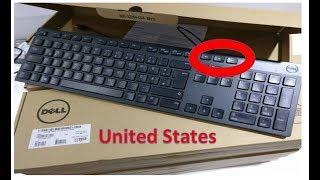 Dell Multimedia Keyboard KB216 ! Unboxing & Specification ! Good and Cheap Dell Multimedia keyboard