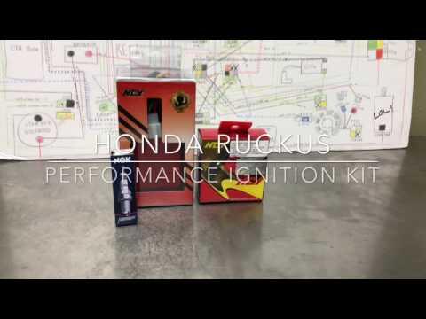How to make a Honda Ruckus faster