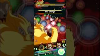 He hit for 700k ssj3 str goku golden great ape super attack
