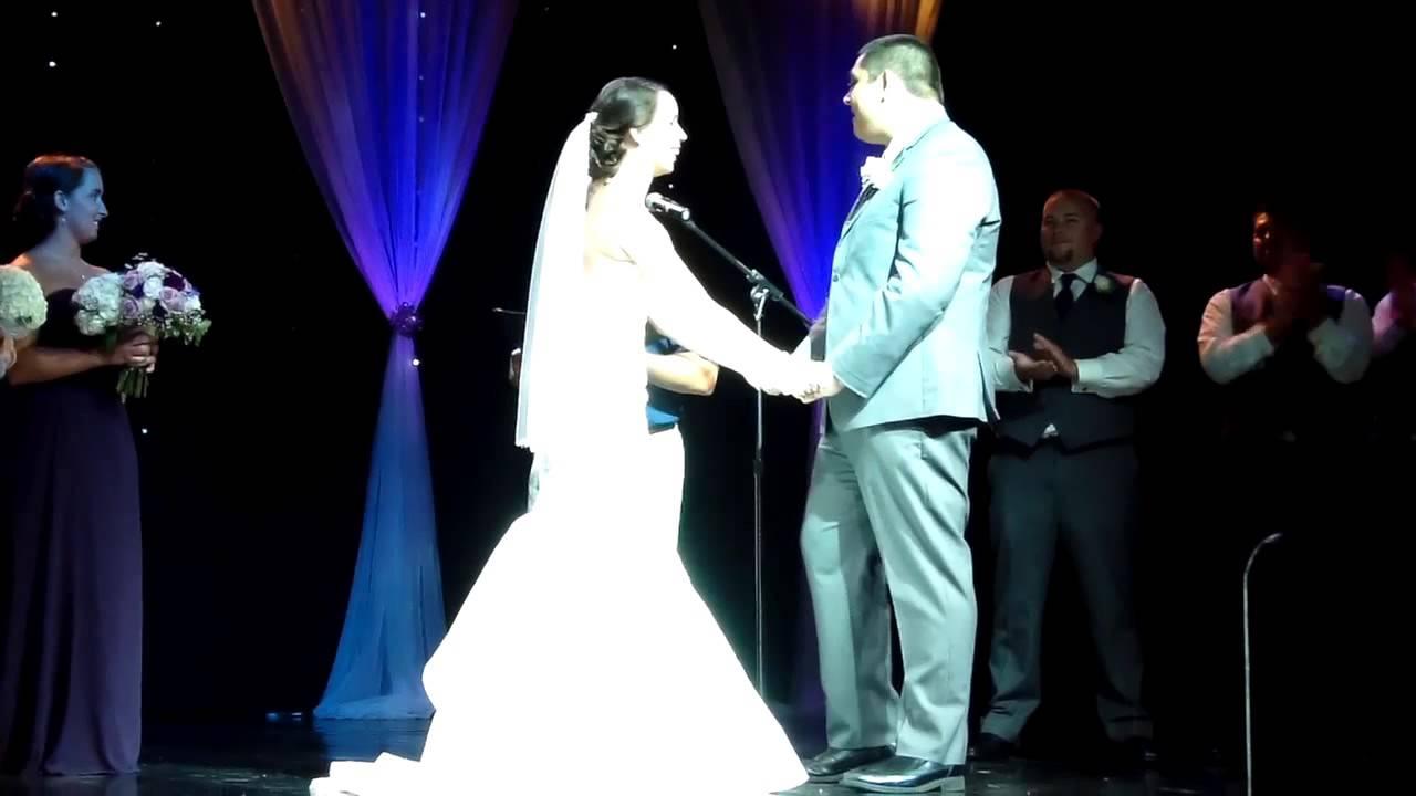 Unforgettable Wedding In Niagara Falls NY