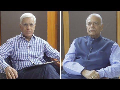 Modi Lacks Moral Leadership: Yashwant Sinha | Karan Thapar