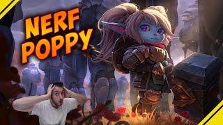 NERF POPPY, rioter explica el POR QUÉ | Noticias League Of Legends LoL
