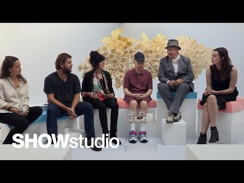 J.W. Anderson Womenswear - Spring / Summer 2015 Panel Discussion